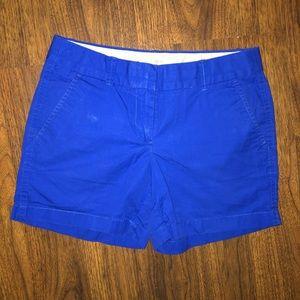 GUC J. Crew Broken-In Chino Shorts